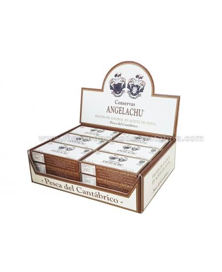 caja 18 octavillos anchoas Angelachu