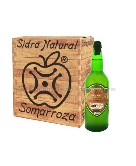 SIDRA SOMARROZA NATURAL...