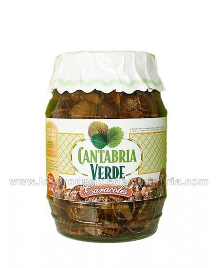 CARACOLES CANTABRIA VERDE...