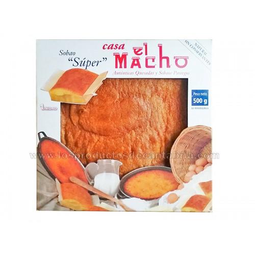 """SOBAO EL MACHO """"SUPER"""""""