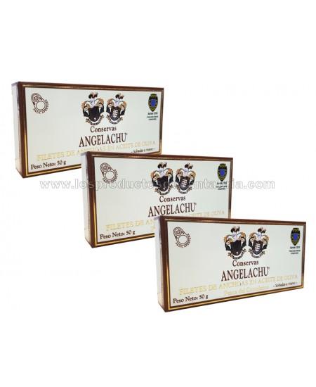 anchoa angelachu octavillo pack ahorro 3 unidades